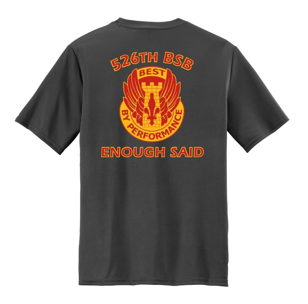 526 BSB Battalion Shirt (New 2021 Design)