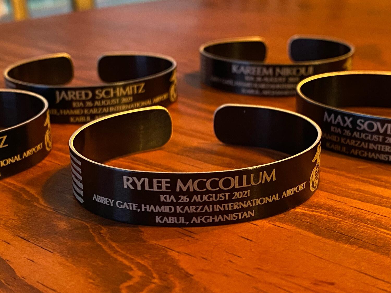 Rylee McCollum Memorial Bracelet