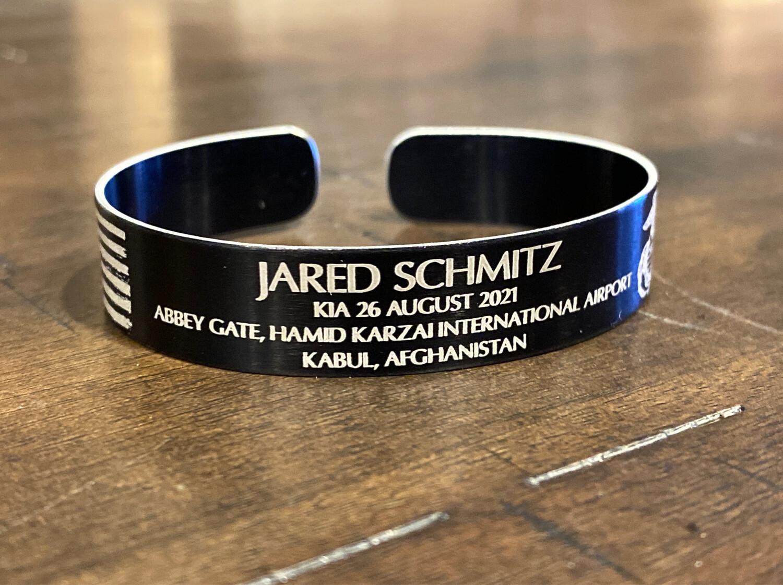 Jared Schmitz Memorial Bracelet