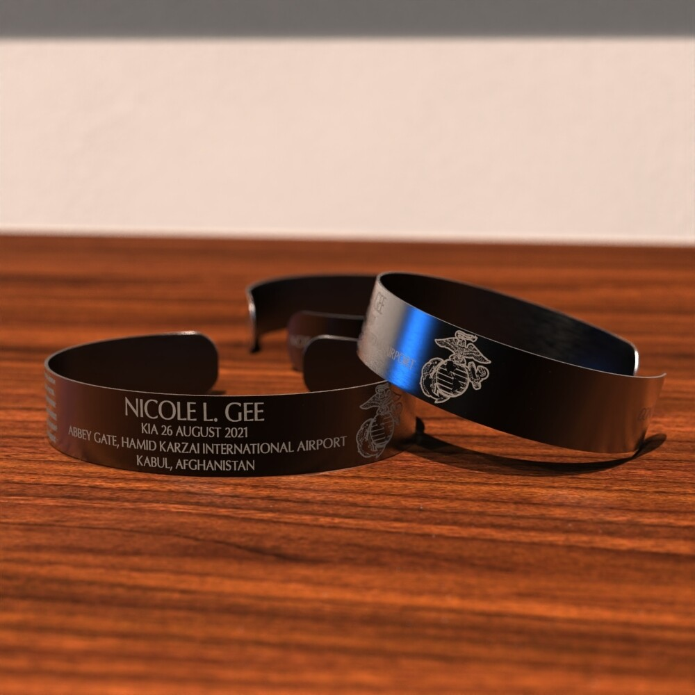 Nicole L. Gee Memorial Bracelet