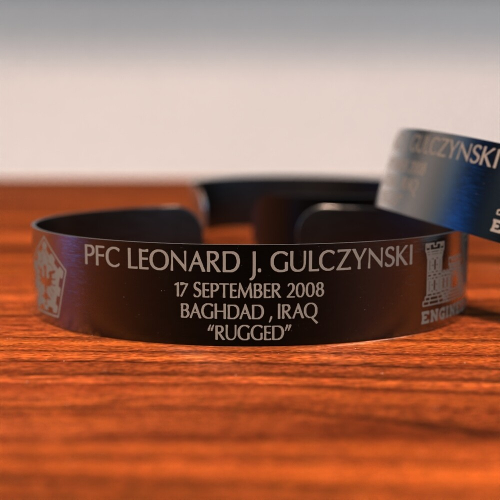 Leonard Gulczynski Memorial Bracelet