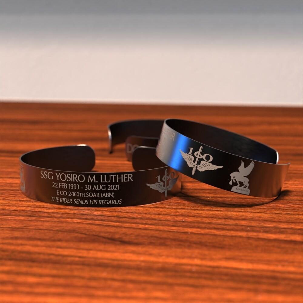 Yosiro Luther Memorial Bracelet