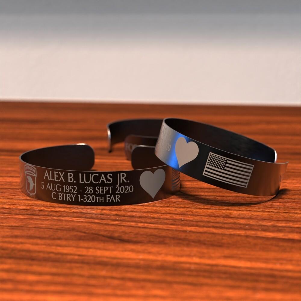 Alex Lucas Jr. Memorial Bracelet