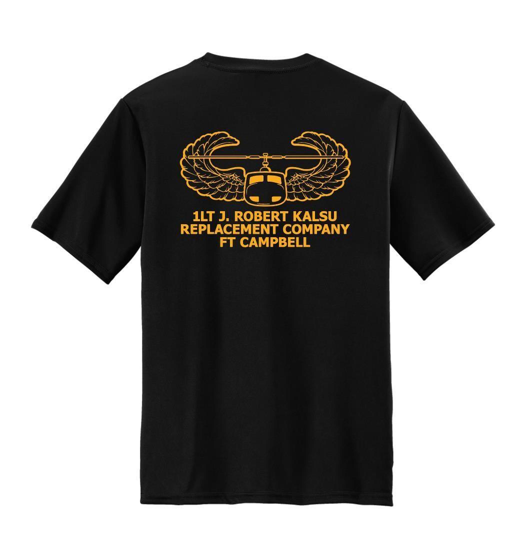 KALSU Replacement Company Shirts