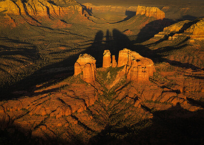 Cathedral Shadows