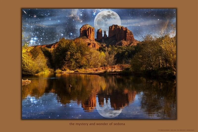 Mystery and Wonder of Sedona 30