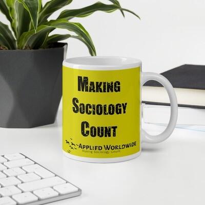 Making Sociology Count Mug