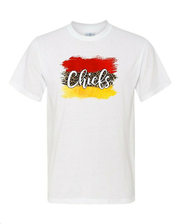 Kansas City Chiefs Leopard