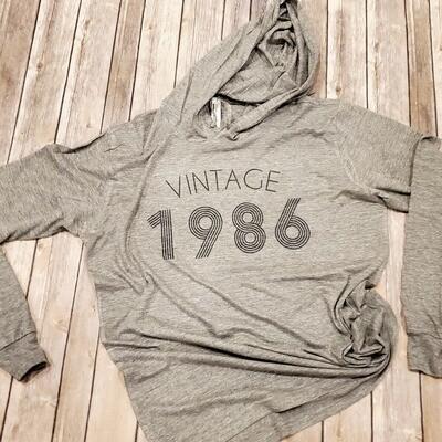 Vintage Birthday!