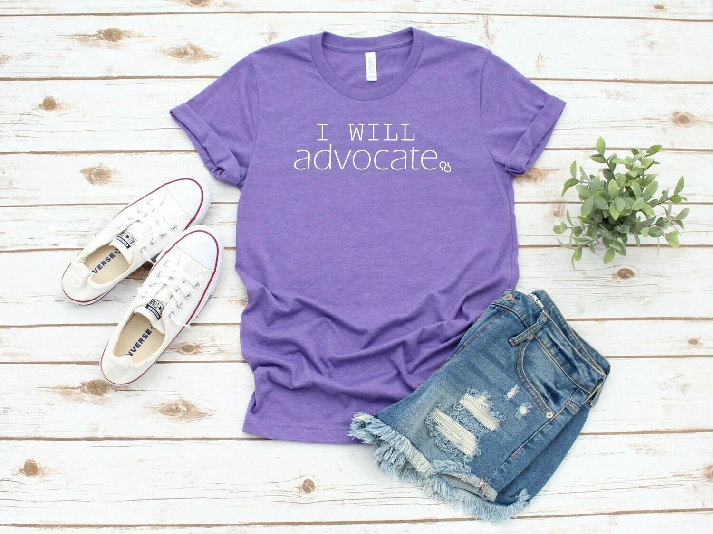 I Will Advocate ALZ