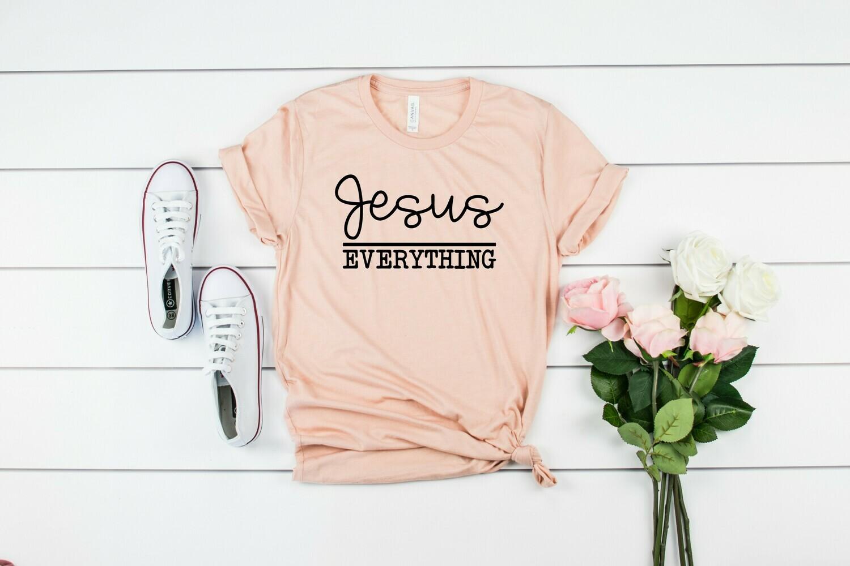Jesus/EVERYTHING