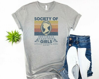 Society of Obstinate Headstrong Girls