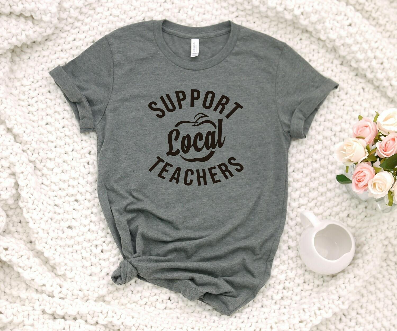 Support Local Teachers