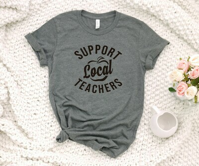 Support Local Teachers