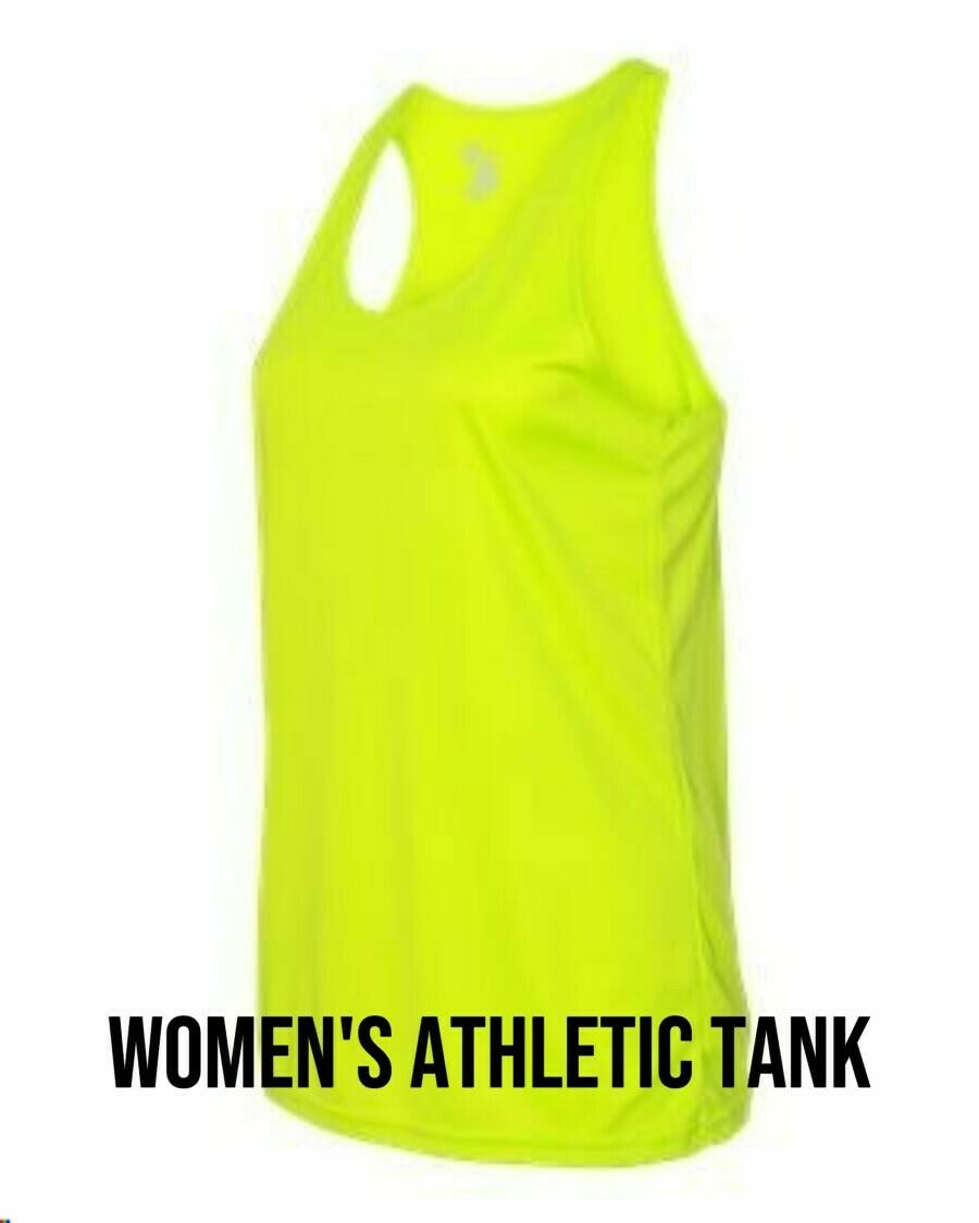 Athletic Tank Women's
