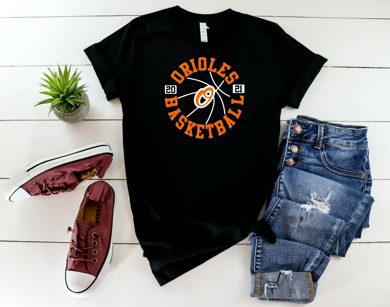 Orioles Basketball