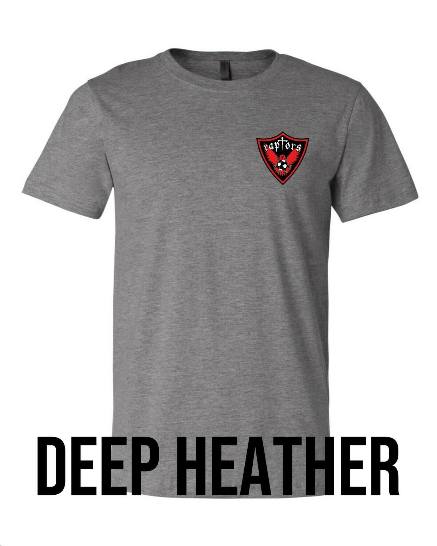Chest Raptors Red/Black