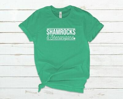 Shamrocks & Shenanigans
