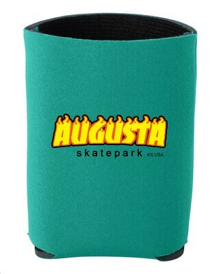 Augusta Skatepark Can Cooler (Assorted Colors)