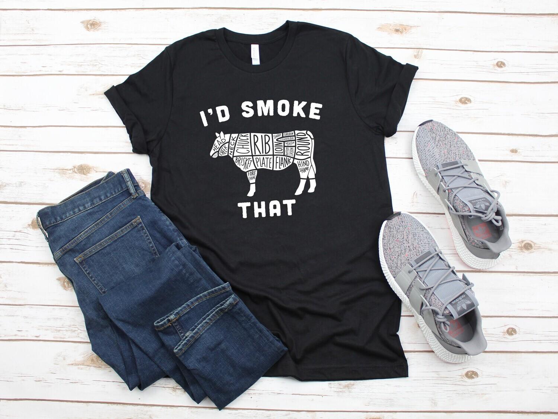 I'd Smoke That (beef)
