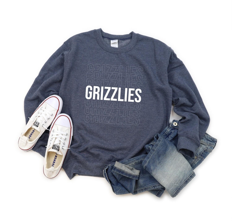 Garfield Grizzlies Stacked 21-22
