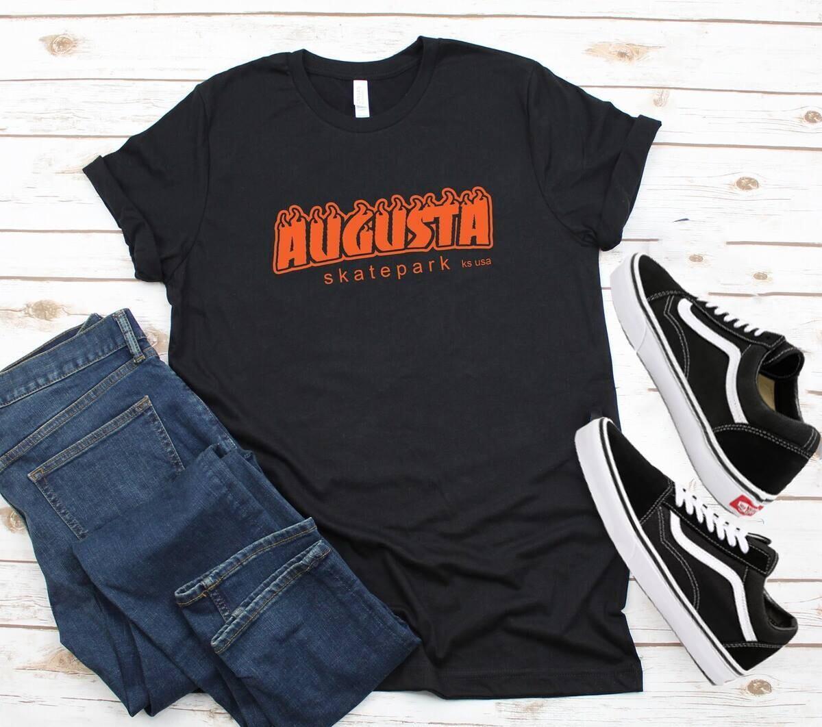 Augusta Skatepark Orange
