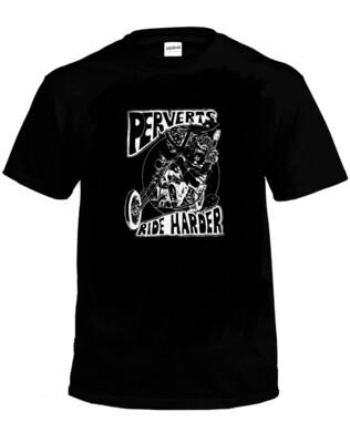 Perverts Ride Harder