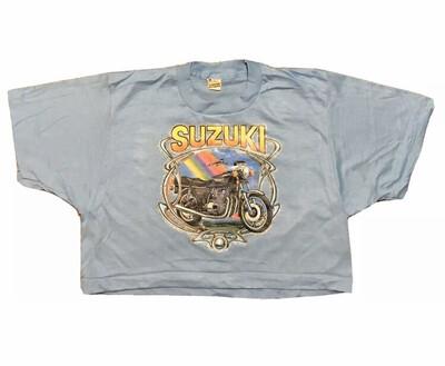 Suzuki GS750 On Screen Stars Crop Medium