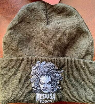 Medusa Touch Beany Hat