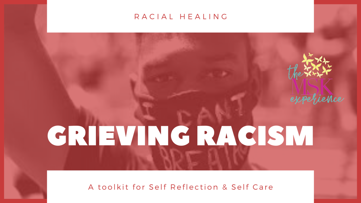 Grieving in the Face of Racism