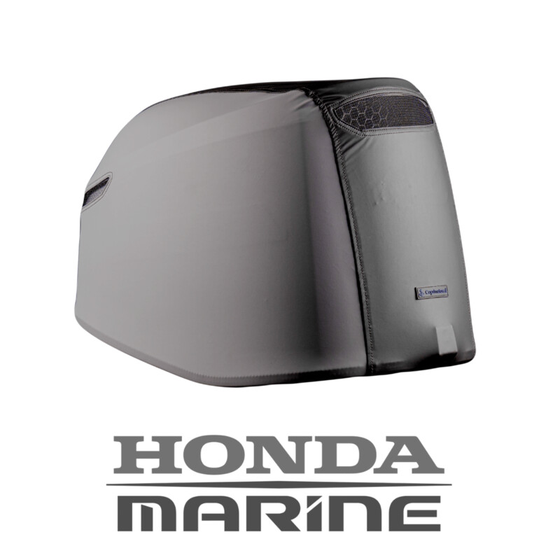 Outboard motor cover for HONDA