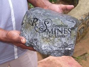 Natural Crystalline Vein Graphite 99%+, chip&lump, 25KG