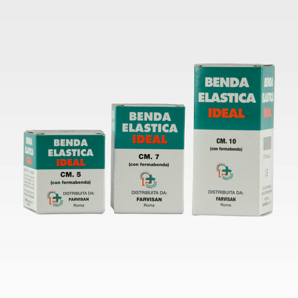 Benda elastica ideal 7cm. x 4,5 mt.