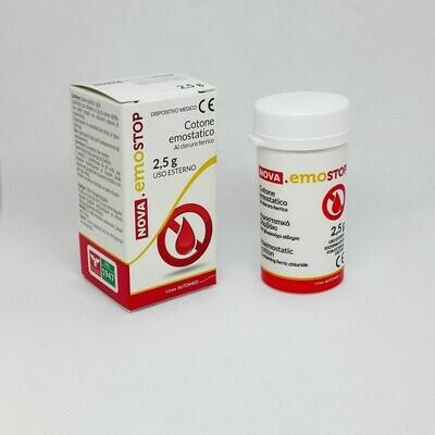 COTONE EMOSTATICO 2,5 G.