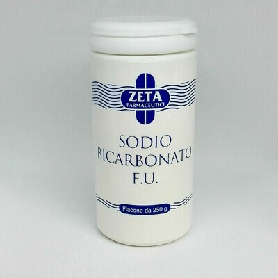 SODIO BICARBONATO F.U. - GR. 250 G
