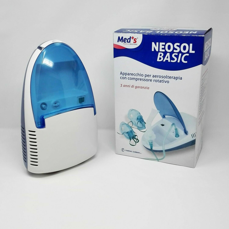 NEOSOL BASIC- APPARECCHIO PER AEROSOLTERAPIA