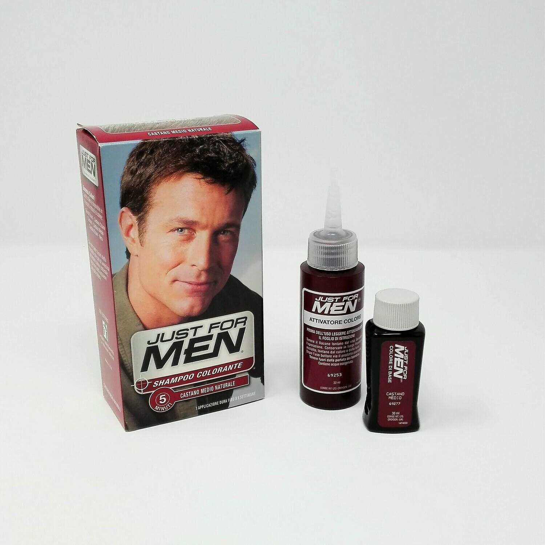 SHAMPOO COLORANTE - JUST FOR MEN