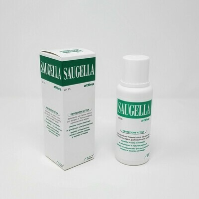 SAUGELLA ATTIVA 250 ML.