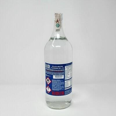 ALCOOL ETILICO NEUTRO PURISSIMO 2000 ML.