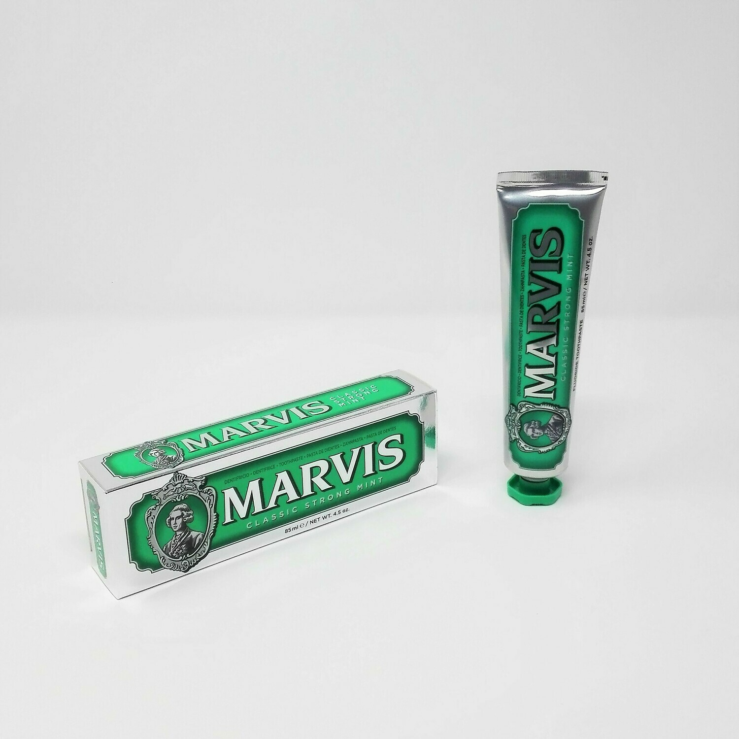 MARVIS CLASSIC STRONG MINT 85 ML.
