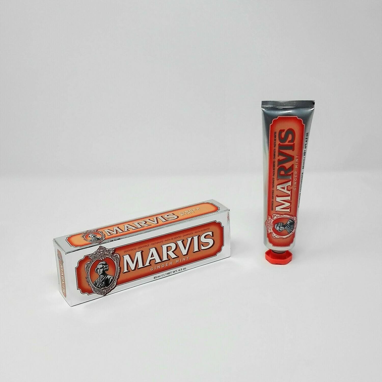 MARVIS GINGER MINT 85 ML.