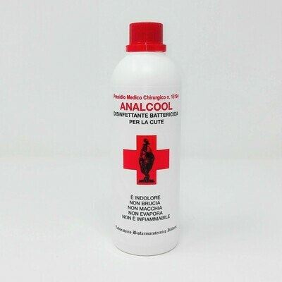 ANALCOOL 250 ML.