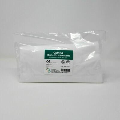 Camice 100% polipropilene