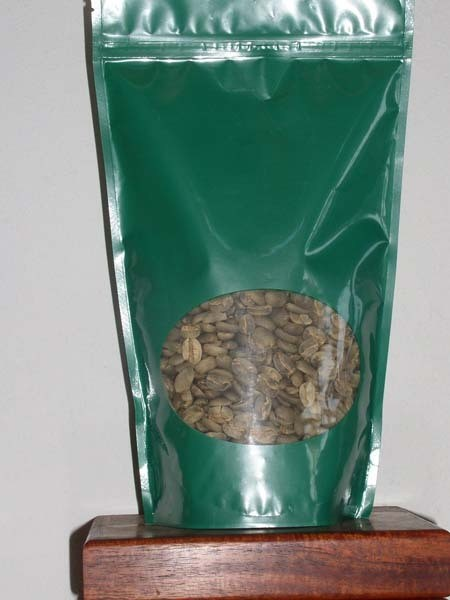 Two Pound Bag Green Coffee
