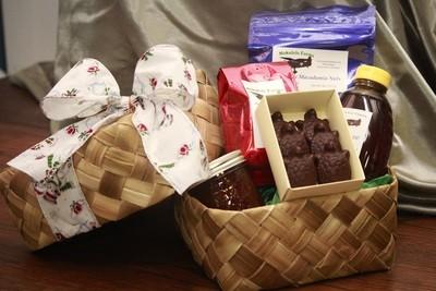 Kona Coffee Farm Sampler Gift Basket