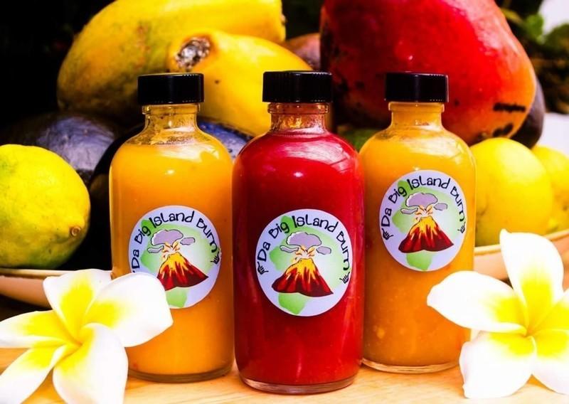 Tropical Hot Sauce - Mango Pineapple