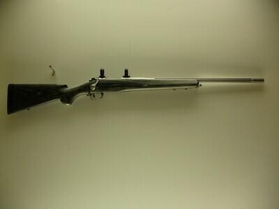 9 Kimber mod 84m Pro Varmint 22-250 Rem cal B/A rifle