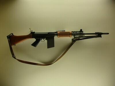 7 Springfield Armory mod. Israeli  1005-SA-48-MATCH semi auto rifle
