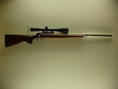 8 Remington mod 40xBR. .222 Rem. Cal B/A rifle