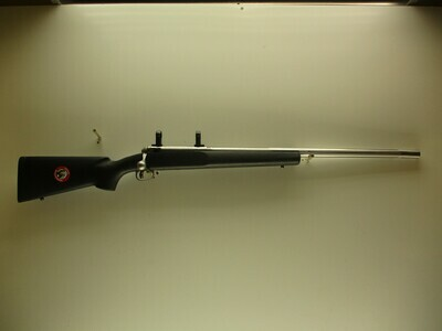 17 Savage Mod 12 204 Ruger single shot B/A rifle